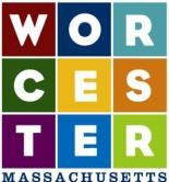 City of Worcester logo. Image courtesy of destinationworcester.org